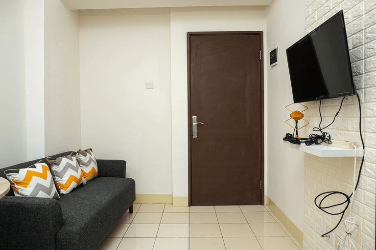 Simply Furnished 2BR Apartment at Puri Park View By Travelio, West Jakarta