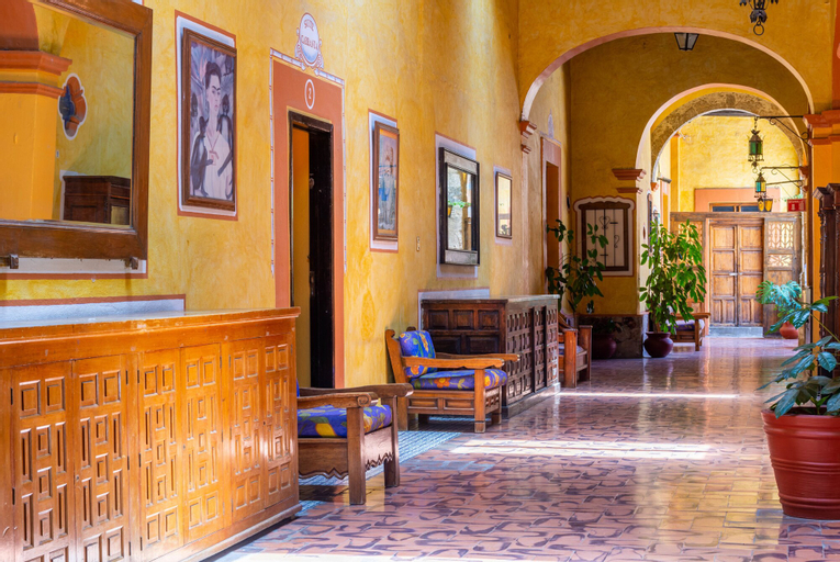Hotel El Relox, Tequisquiapan