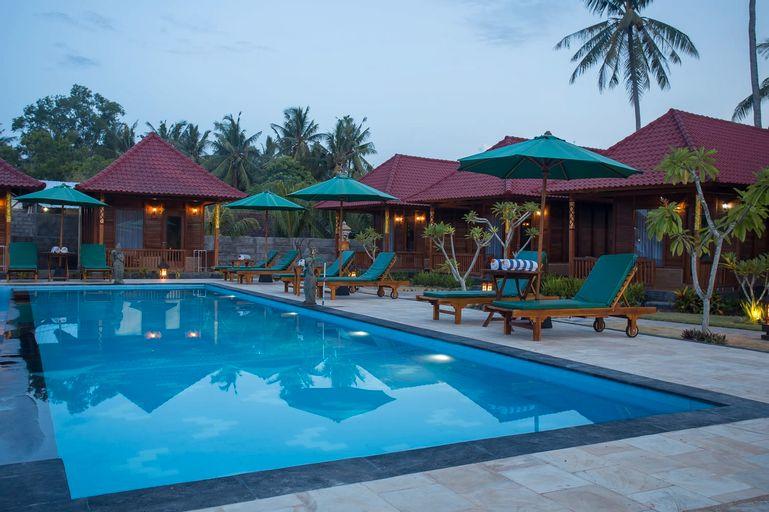 Rijet Villa Beach and Restaurant, Klungkung