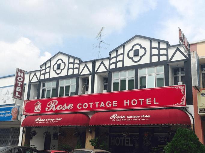 Rose Cottage Hotel Taman Daya, Johor Bahru