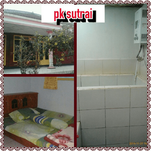 Homestay Pak Sutra'I, Malang