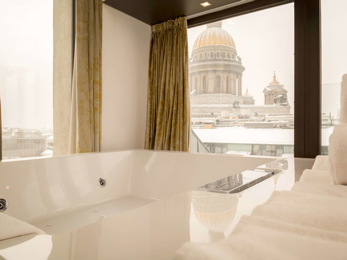 SO Sofitel St Petersburg, Sankt-Peterburg gorsovet