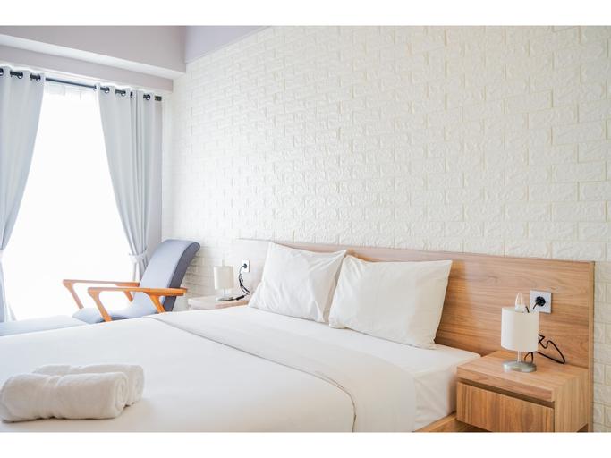 Comfort and Relax Studio at Parkland Avenue Apartment By Travelio, Tangerang Selatan