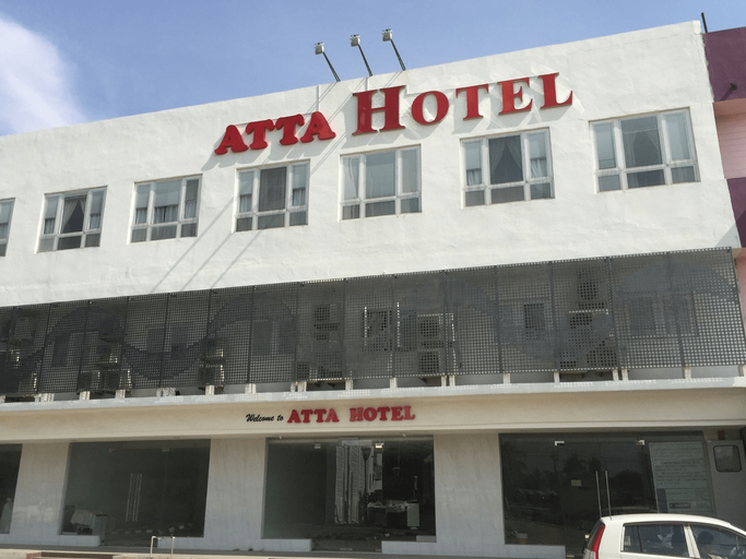 OYO Capital O 89685 Atta Hotel Bukit Mertajam, Seberang Perai Tengah