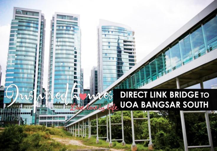 Inspired Homes @ Bangsar Trade Centre, Kuala Lumpur