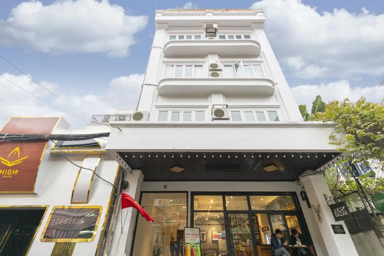 Attic House at Hanoi Old Quarter, Ba Đình