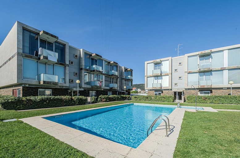 Apartment With 3 Bedrooms in Marinhas, With Shared Pool, Furnished Garden and Wifi - 200 m From the Beach, Esposende