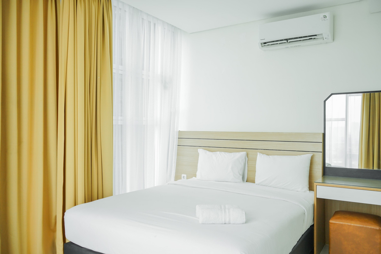New Furnished with Comfortable Stay @ 2BR Brooklyn Apartment By Travelio, Tangerang Selatan