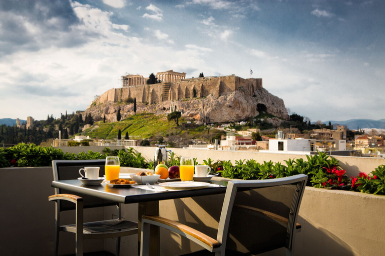 Athens Gate Hotel, Attica