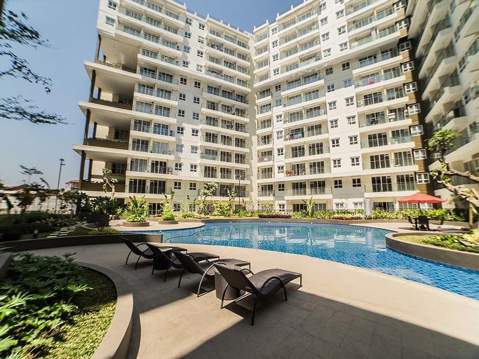 OYO 3507 Sultan Premiere Apartment Gateway Pasteur, Cimahi