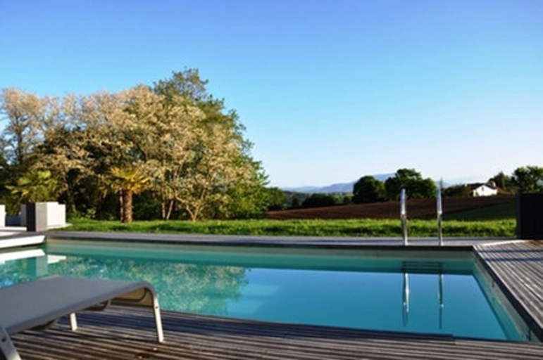 Villa With 6 Bedrooms in Bidart, With Wonderful Mountain View, Private Pool, Enclosed Garden - 1 km From the Beach, Pyrénées-Atlantiques