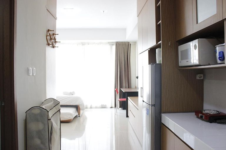 Comfortable Studio at Beverly Dago Apartment near ITB By Travelio, Bandung