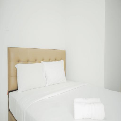 Minimalist 2BR at Emerald Bintaro Apartment By Travelio, Tangerang Selatan