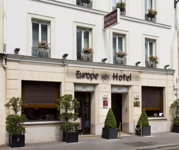 Europe Hotel Paris Tour Eiffel, Paris