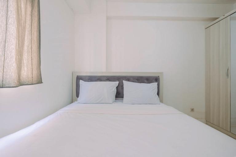 Relax 2BR Low Floor at Kalibata City Apartment By Travelio, Jakarta Selatan
