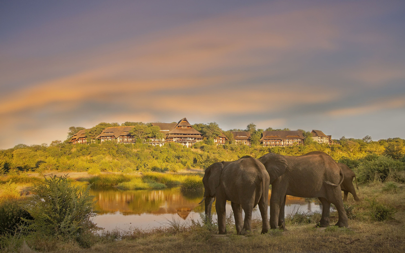 Victoria Falls Safari Lodge, Hwange