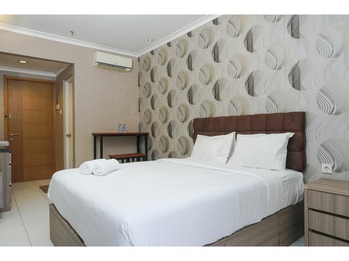 Relaxing Studio Signature Park Apartment By Travelio, Jakarta Selatan