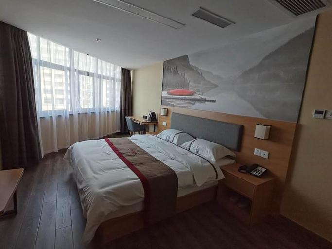 Thank Inn Hotel Jiangsu Wuxi High-Tech Zone Ruigang Pedestrian Street, Wuxi