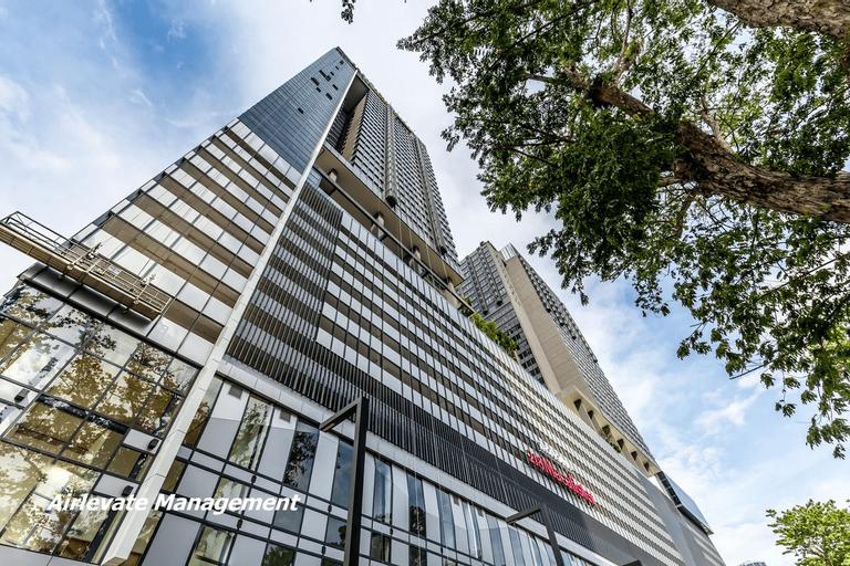 Tropicana 218 @ Airlevate Suites, Pulau Penang