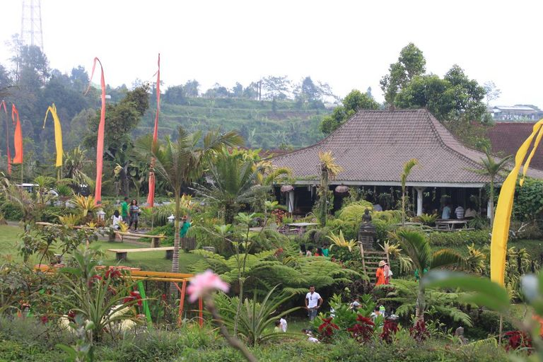 Warung Rekreasi Bedugul, Tabanan