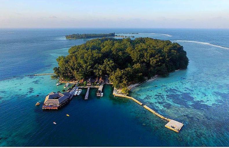 Pulau Pelangi Resort, Kepulauan Seribu