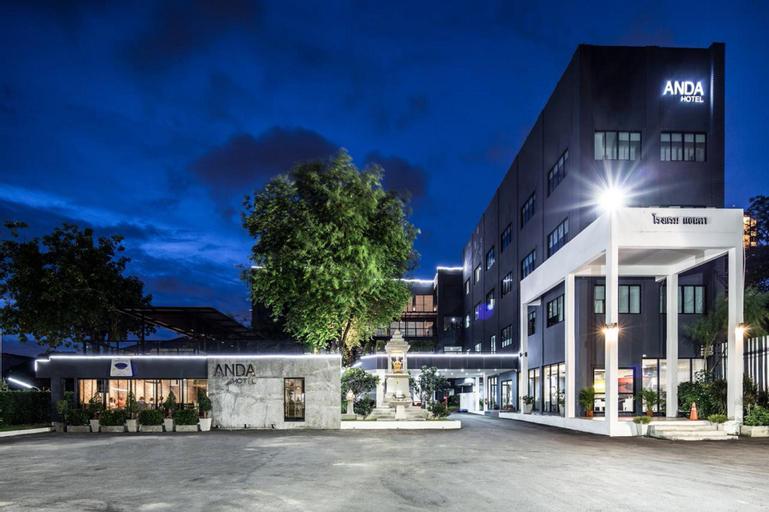 OYO 545 Anda Hotel Bangkok, Bang Kapi