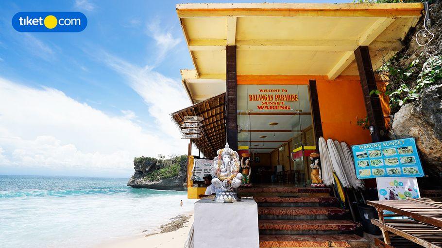 Balangan Paradise Hostel & Restaurant, Badung