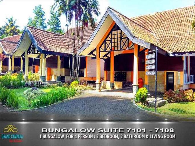 GRAND CEMPAKA RESORT & CONVENTION, Bogor