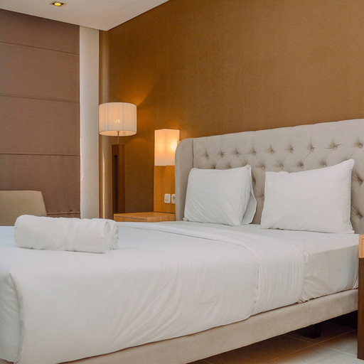 Modern and Stylish Studio Apartment at Elpis Residence By Travelio, Jakarta Pusat