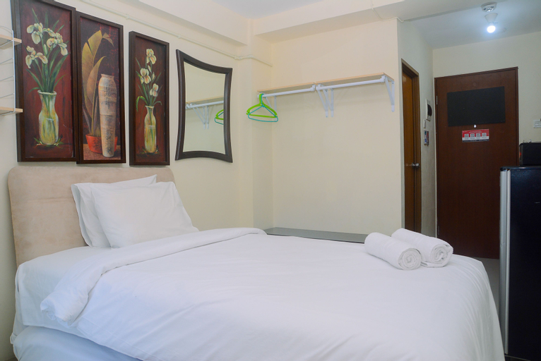 Comfy with City View Studio at Tifolia Apartment By Travelio, East Jakarta