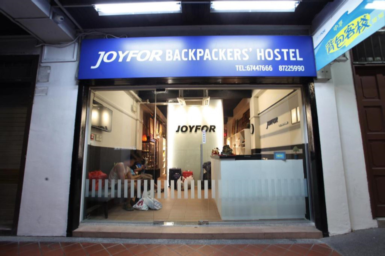 Joyfor Backpackers' Hostel, Bedok