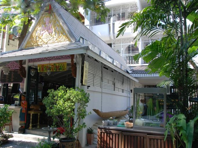 Cafe Ice Residences, Sathorn