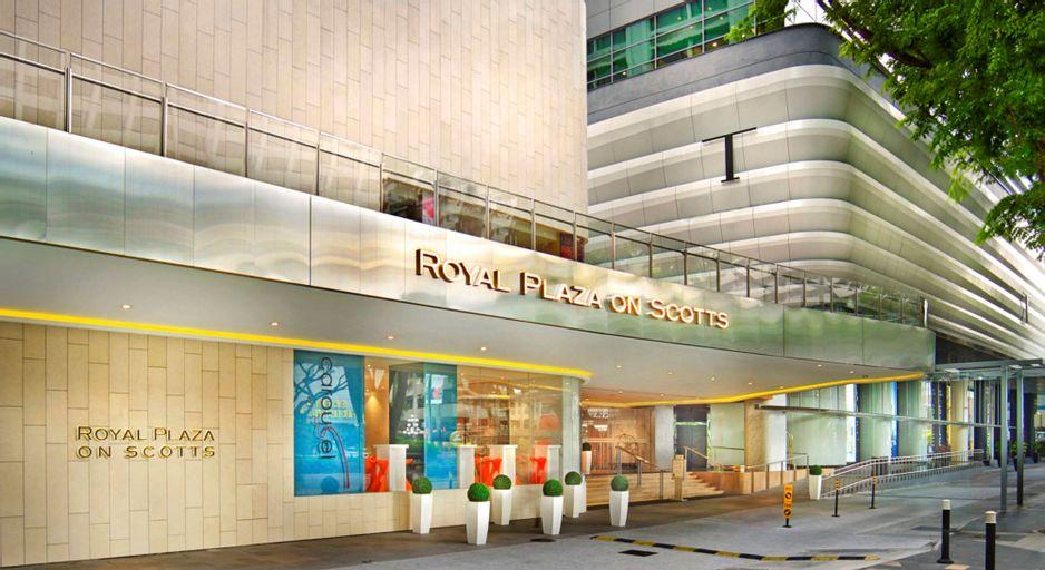 Royal Plaza on Scotts Singapore, Orchard