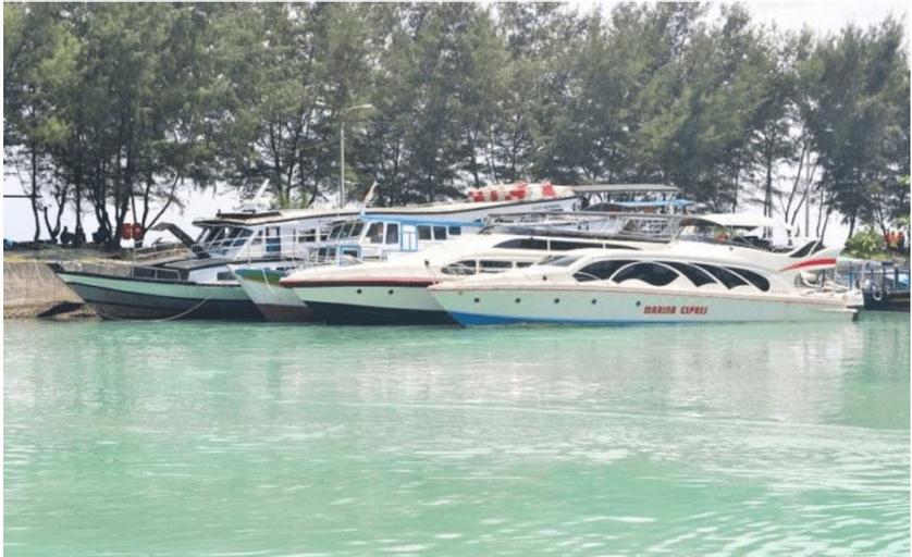 Putra Tunggal Nazwa Homestay 2, Thousand Islands