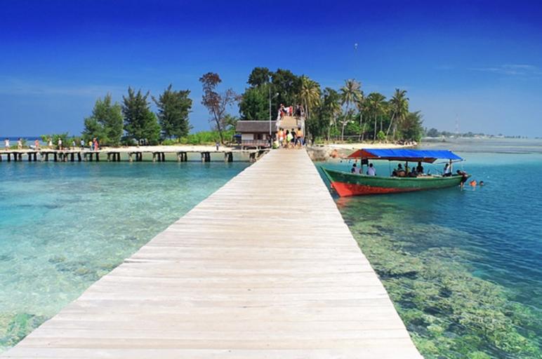 Luthfi Homestay Pulau Pramuka, Kepulauan Seribu