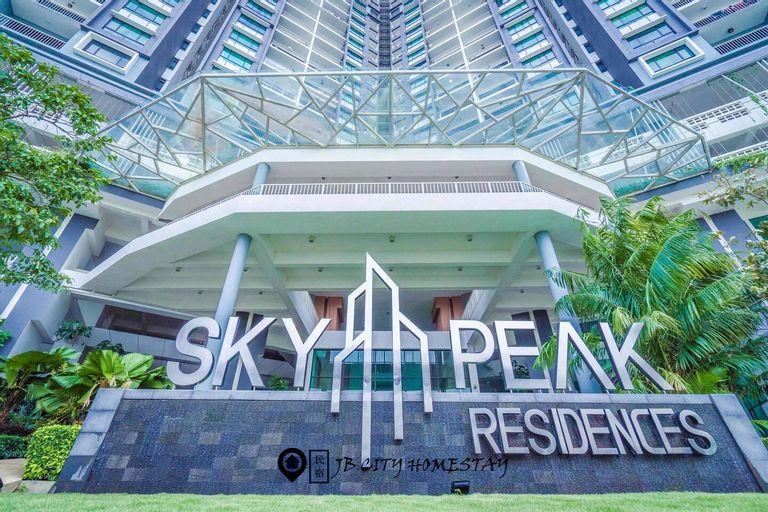 Sky Peak @ Setia Tropika @ JB City Homestay, Johor Bahru
