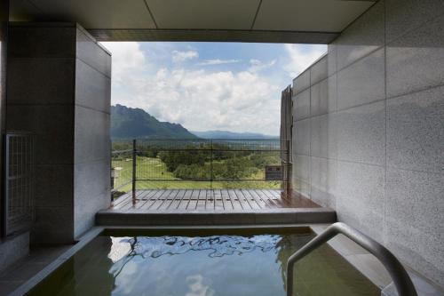 Myogi Green Hotel, Tomioka
