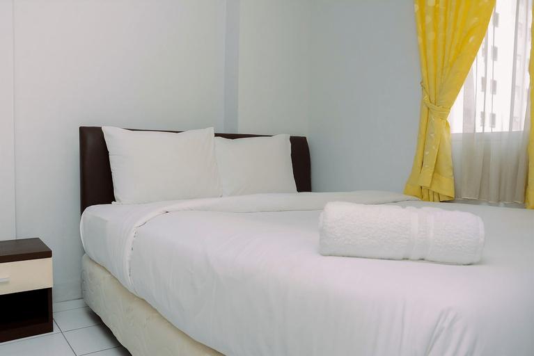 Compact and Cozy 2BR Kalibata City Apartment By Travelio, Jakarta Selatan