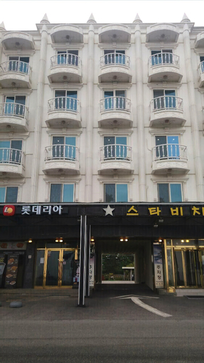 Hotel Juno, Gangneung