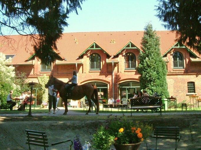 Gastehaus Schlossgarten, Verden