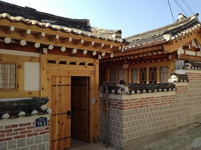 Hanok Guesthouse Mon Oncle a seoul, Seongbuk
