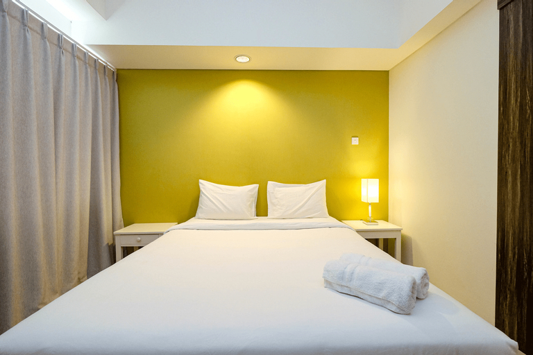 Mountain View Studio Apartment @ Bogor Icon By Travelio, Bogor