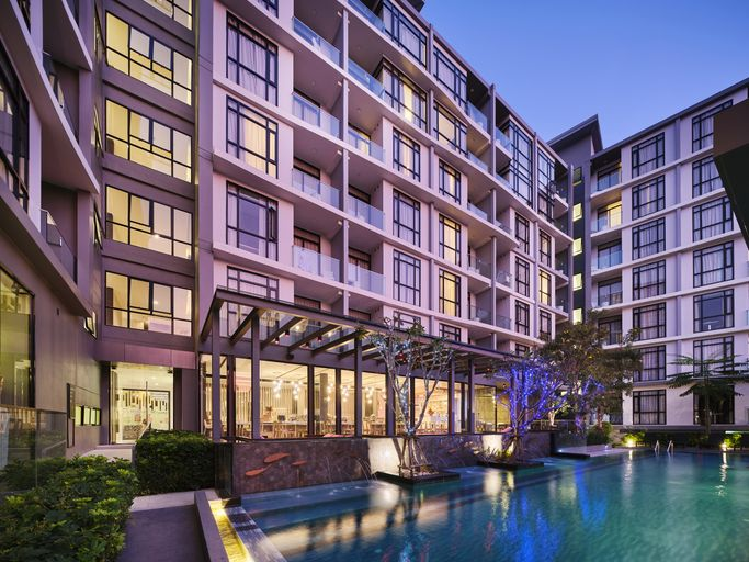 Arden Hotel and Residence, Pattaya