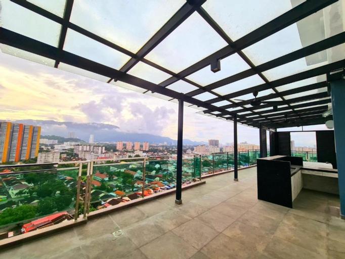 Atta Mansion Apartment @ Jelutong, Pulau Penang