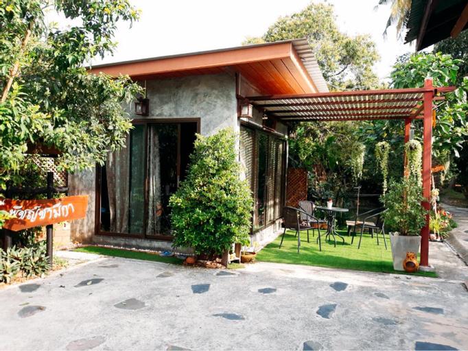 Baan Suan Phidchamika (Pet-friendly), Amphawa