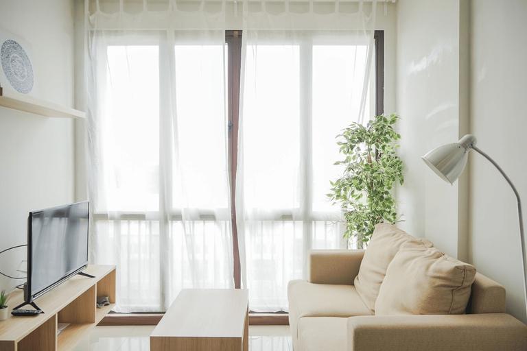 Cozy 1BR Asatti Apartment By Travelio, Tangerang