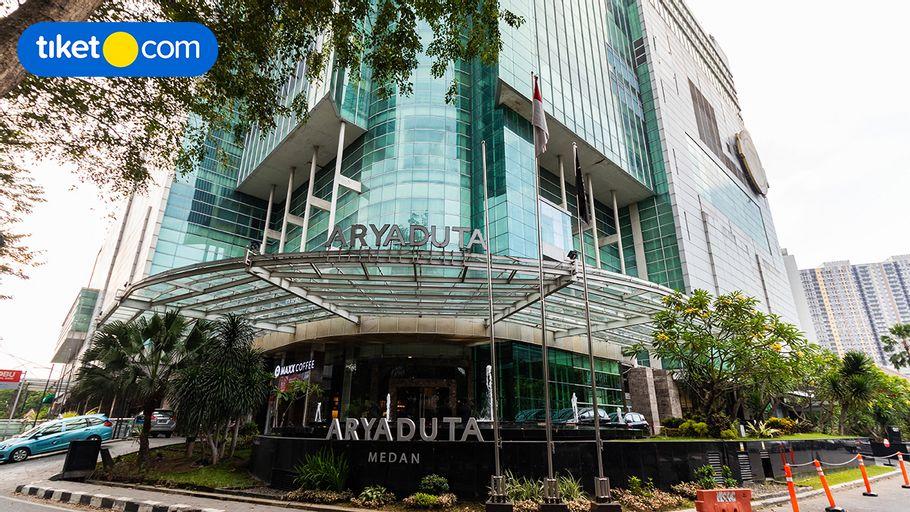 Aryaduta Medan, Medan