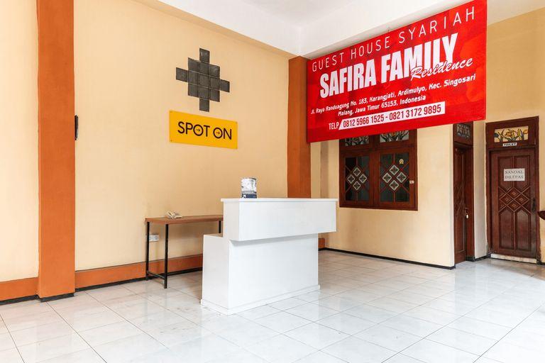 SPOT ON 2689 Safira Family Residence, Malang