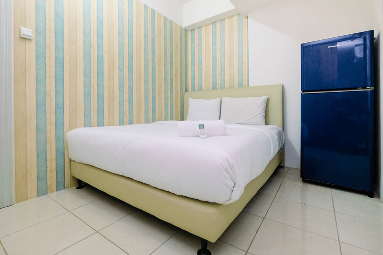 Best Price 1BR Apartment at Teluk Intan By Travelio, Jakarta Utara