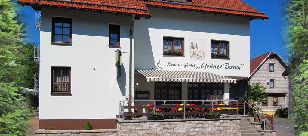Rennsteighotel Grüner Baum, Ilm-Kreis